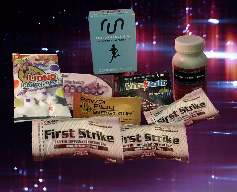 Gum Tablets & Lozenges